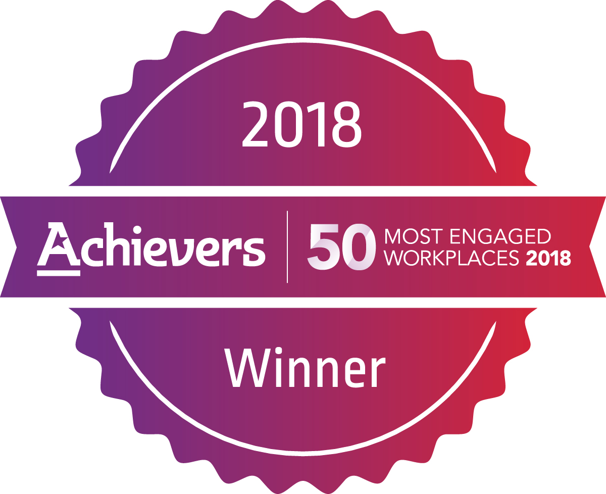 Achievers Engaged Workplace logo
